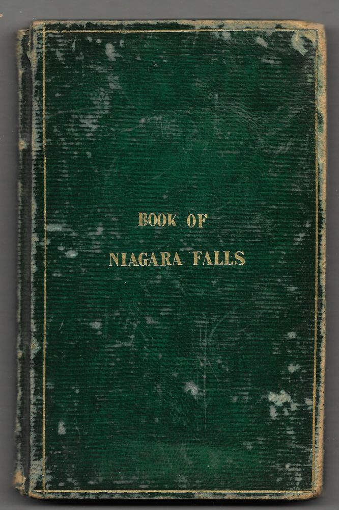 A GUIDE TO TRAVELERS VISITING THE FALLS OF NIAGARA. Horatio A. Parsons.