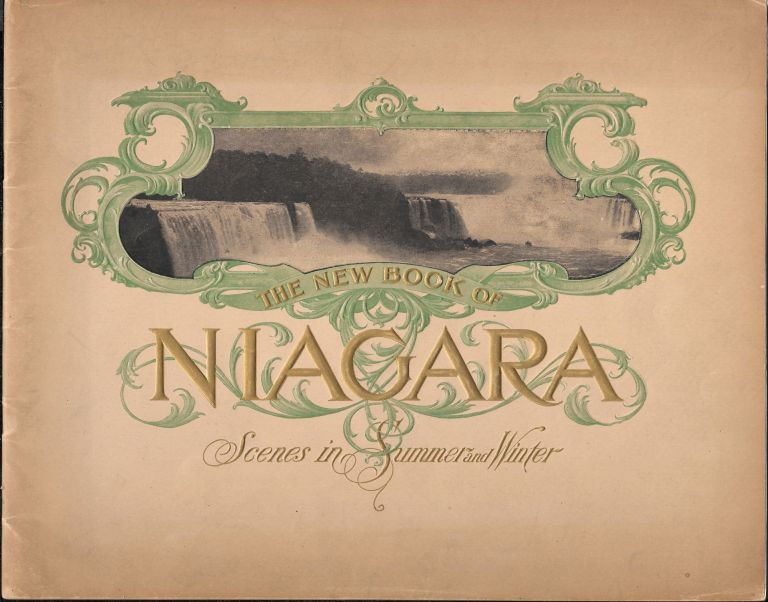THE NEW BOOK OF NIAGARA, Scenes in Summer and Winter.