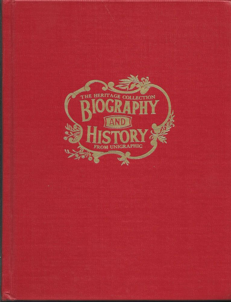 COMMEMORATIVE BIOGRAPHICAL RECORD OF CARROLL, OHIO: Containing