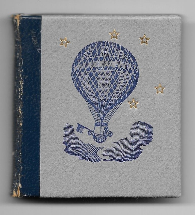 JOURNAL OF MY FORTY-FIFTH ASCENSION. MINIATURE BOOK, Jean-Pierre Baptiste Blanchard.