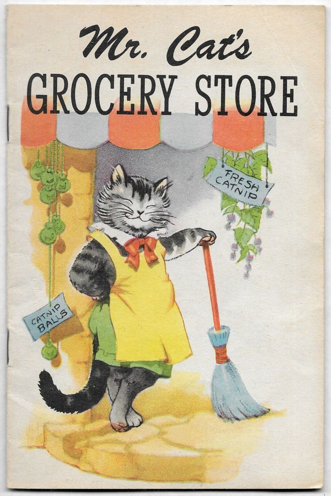 MR.S CAT'S GROCERY STORE.
