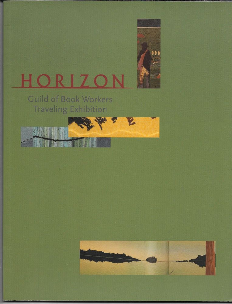 HORIZON, Guild of Book Workers Traveling Exhibition.