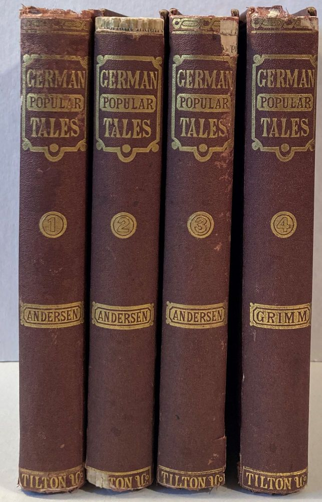 GERMAN POPULAR TALES. Hans Christen Andersen, Grimm Brothers.