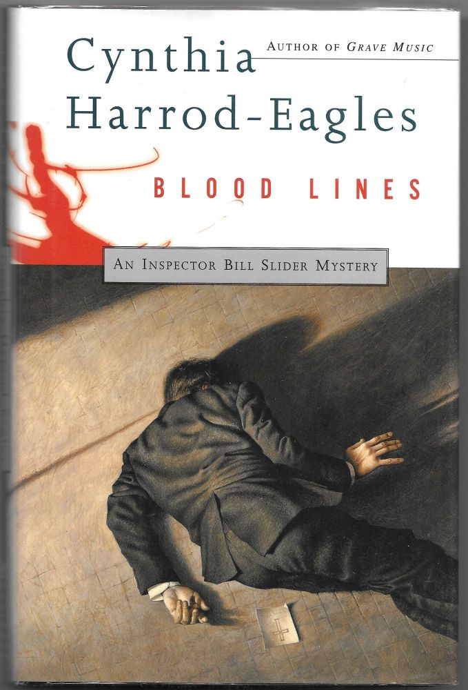 BLOOD LINES, Cynthia Harrod - Eagles.