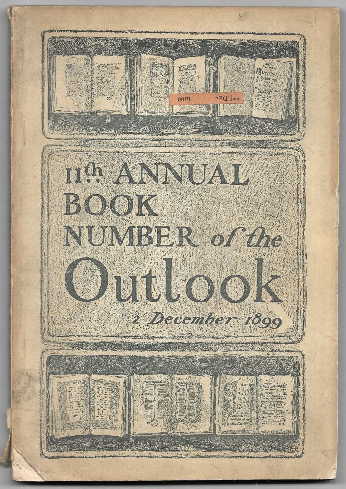 11TH ANNUAL BOOK NUMBER OF THE OUTLOOK, 2 December, 1899.