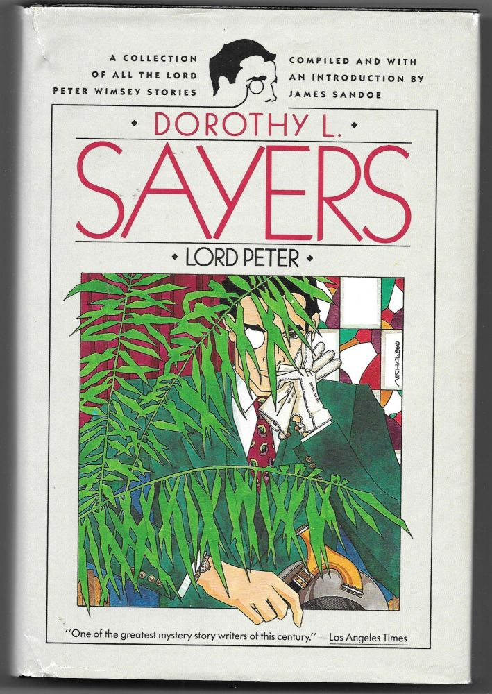 LORD PETER, Dorothy L. Sayers.