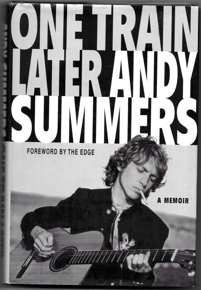 ONE TRAIN LATER, Andy Summers.