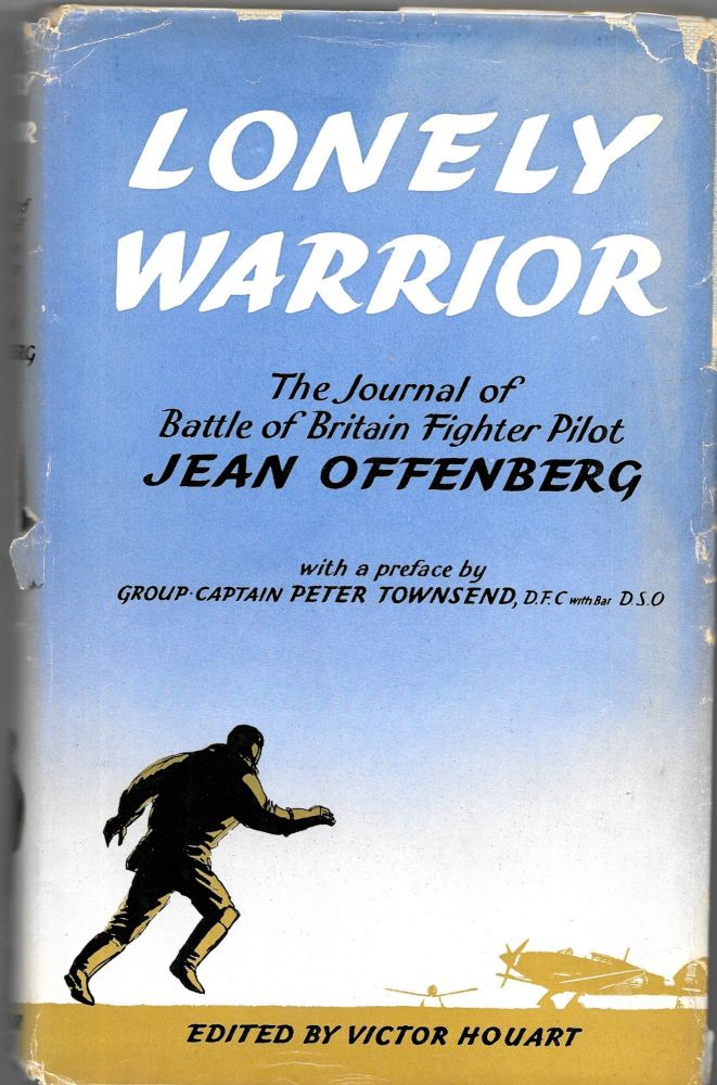 LONELY WARRIOR, Jean Offenberg.