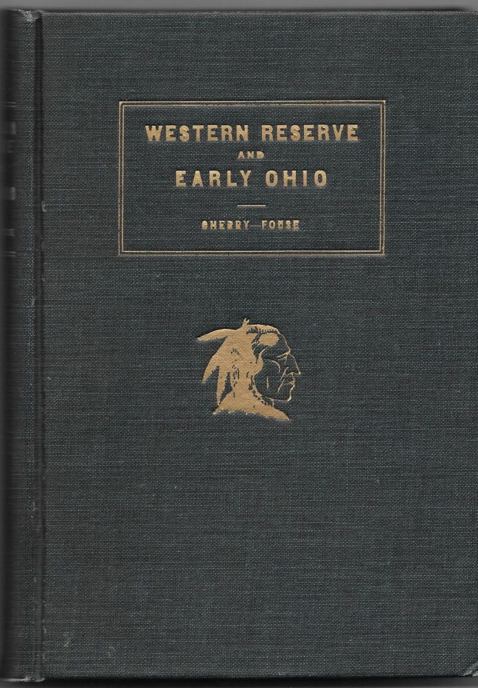 WESTERN RESERVE AND EARLY OHIO. P. P. CHERRY.