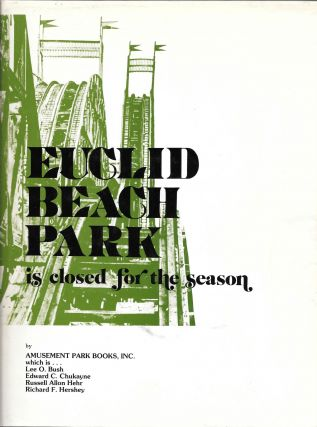 EUCLID BEACH PARK IS CLOSED FOR THE SEASON. Lee Bush