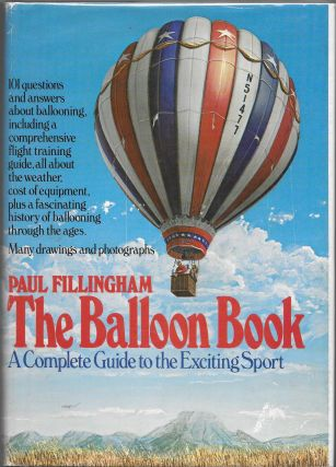 THE BALLOON BOOK. Paul Fillingham