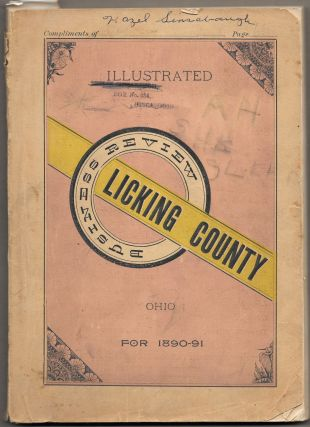 GENERAL BUSINESS REVIEW OF LICKING COUNTY, OHIO, FOR 1890-91