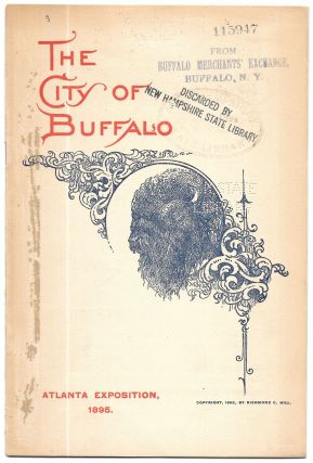 BUFFALO GREETS THE SOUTH, Richmond C. Hill