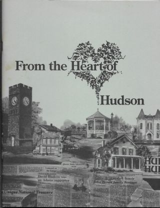 FROM THE HEART OF HUDSON. Hudson, Ohio. Volume VII. Joan May Maher