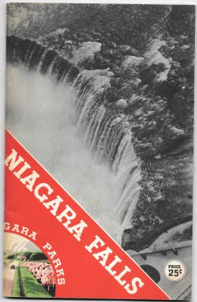 A GLIMPSE OF THE PLACES OF SCENIC & HISTORICAL INTEREST AROUND NIAGARA FALLS, CANADA AND ALONG...
