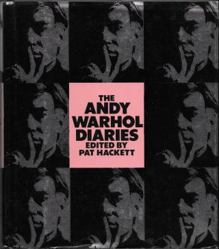 ANDY WARHOL DIARIES. :THE