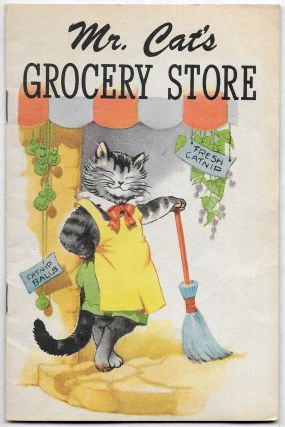 MR.S CAT'S GROCERY STORE