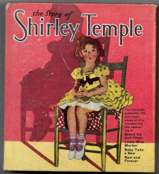 THE STORY OF SHIRLEY TEMPLE