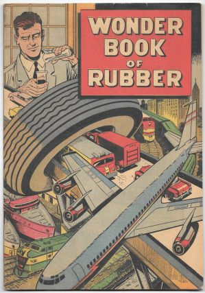 WONDER BOOK OF RUBBER