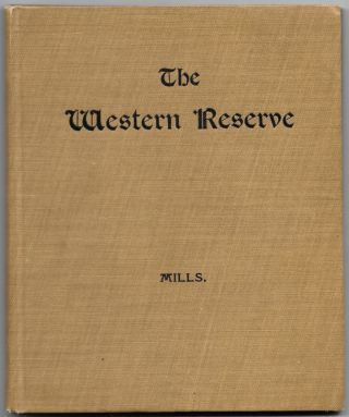 THE STORY OF THE WESTERN RESERVE OF CONNECTICUT