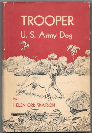 TROOPER, U.S. Army Dog