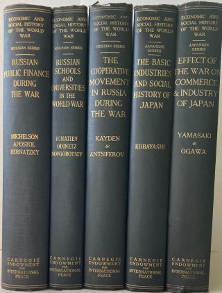THE EFFECT OF THE WORLD WAR UPON THE COMMERCE AND INDUSTRY OF JAPAN