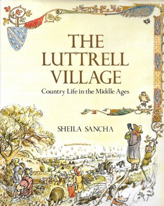 THE LUTTRELL VILLAGE, Sheila Sancha