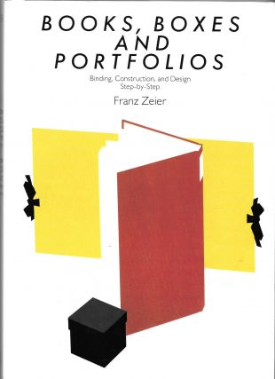 BOOKS, BOXES AND PORTFOLIOS, Franz Zeier