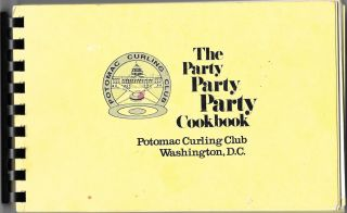 THE PARTY PARTY PARTY COOKBOOK