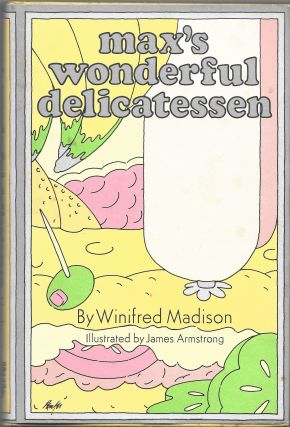 MAX'S WONDERFUL DELICATESSEN. Winifred Madison