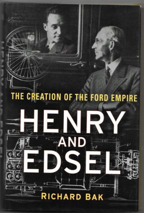HENRY AND EDSEL, Richard Bak